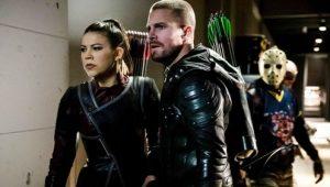 Arrow: 7×17
