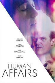 Human Affairs 2018